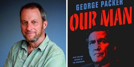 Reporter-Forum: Der amerikanische Reporter George Packer tickets