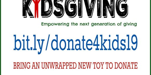 2nd Annual KidsGiving Charity Event