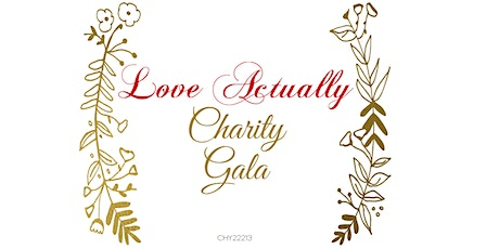 Love Actually Charity Gala 2020 - For Children with Special Needs tickets