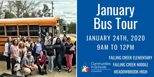 CIS of Chesterfield January Bus Tour