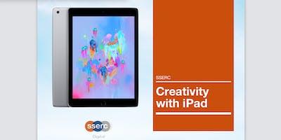 Creativity with iPad