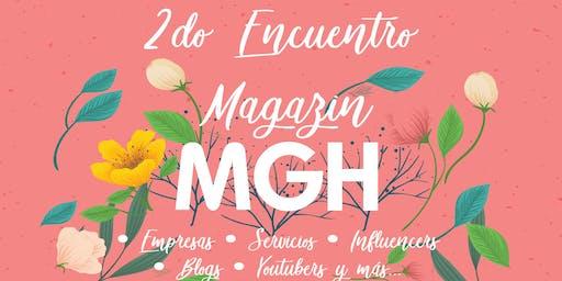 2. Encuentro para empresarios(as), influencers & bloguer@s hispanos