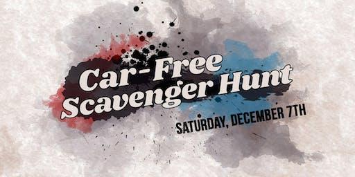 Car-Free Scavenger Hunt