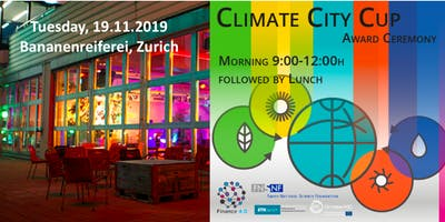 Climate City Cup Awards Ceremony
