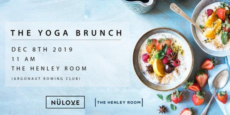 The Yoga Brunch (Dec 8) tickets