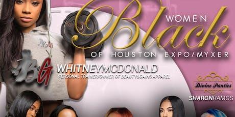 Black Women of Houston Expo/Myxer tickets