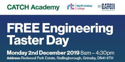 Free Engineering Taster Day - CATCH Academy