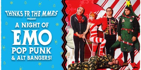 THNKS FR TH MMRS; Xmas Emo Party! Bournemouth! tickets