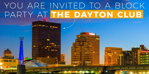 Downtown Dayton - Resident Block Party