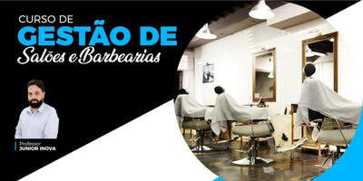 Gestão de Salões e Barbearias