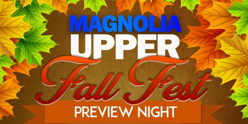 Magnolia School of Excellence Upper Campus Fall Fest Preview Night