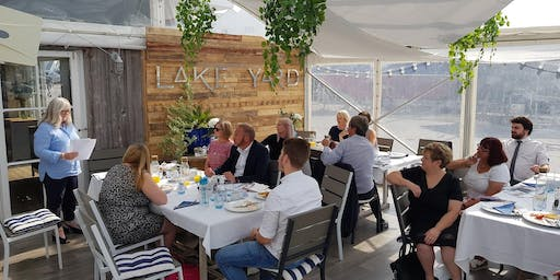 Lake Yard Business Breakfast 03 Dec 2019