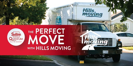 """Lunch + Learn: """"The Perfect Move"""" with Hills Moving"""