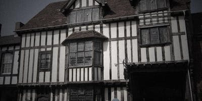 Falstaff's Experience Ghost Hunt, Warwickshire, with Haunted Houses Events