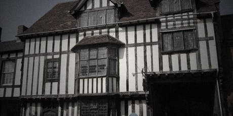 Falstaff's Experience Ghost Hunt, Warwickshire, with Haunted Houses Events tickets