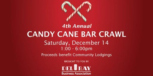 4th Annual Candy Cane Bar Crawl