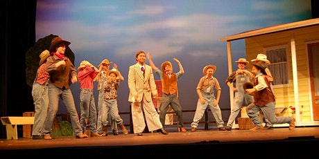 Musical Theatre - Spring After school - 8 Wk Course - X08W tickets
