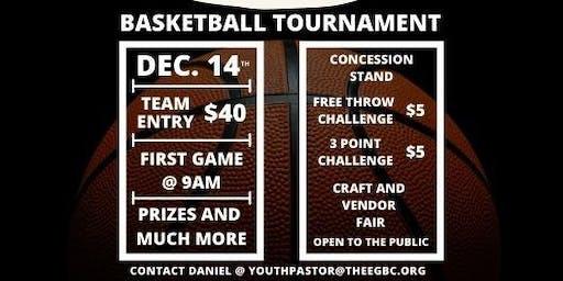3-on-3 Basketball Tournament