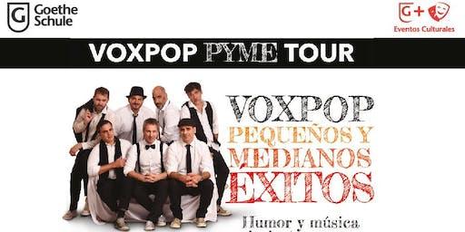 VOX POP en la Goethe-Schule