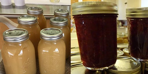 Preservin' for the Hungry: Jam! - Parkland