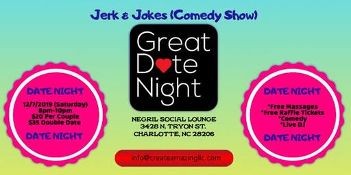 Date Night: Comedy & Massages