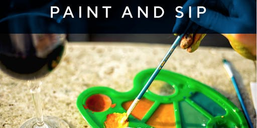 CRP Paint and Sip