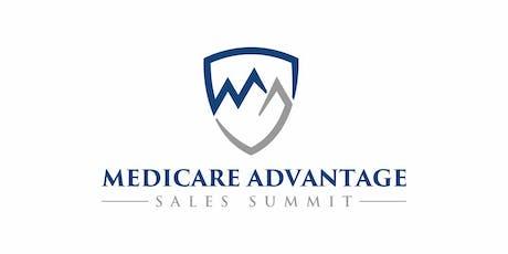 Medicare Advantage Sales Summit entradas