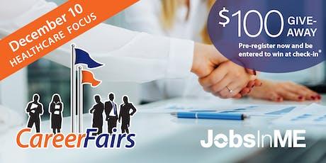 ME Career Fair: Healthcare Focus tickets