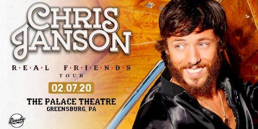Chris Janson - Real Friends Tour