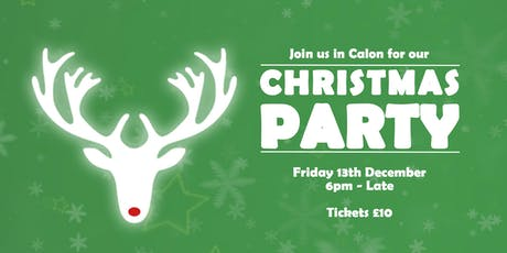 The ICE Christmas Party! tickets