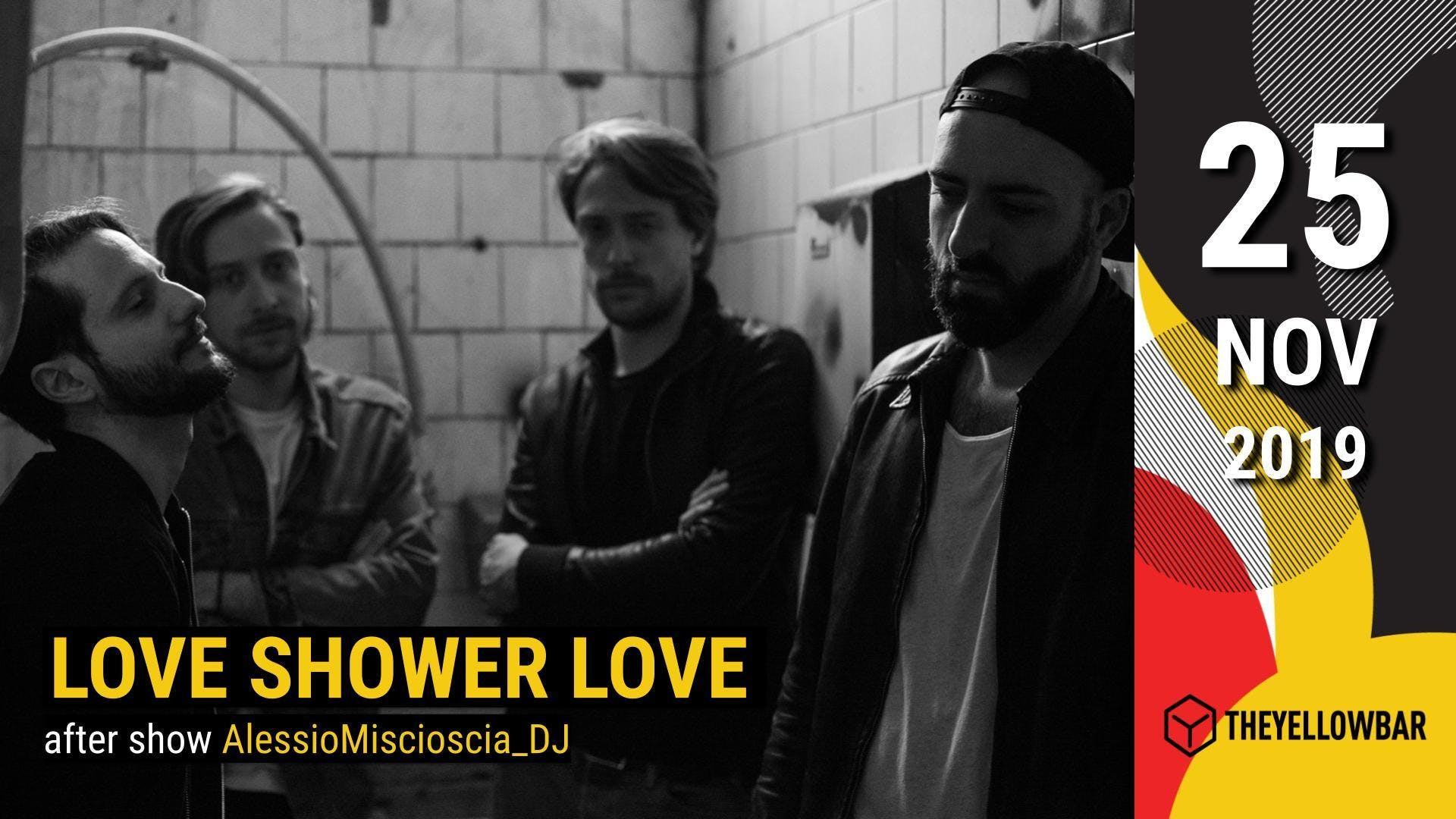 Love Shower Love - The Yellow Bar