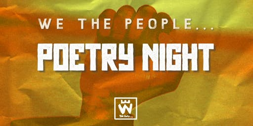 We The People... Poetry Night