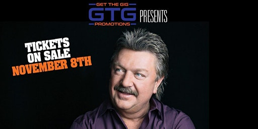 Joe Diffie with Sam Grow to benefit PRG