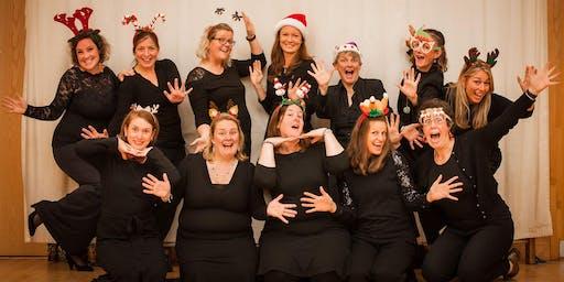 Glad Tidings We Sing: Cantando Ensemble
