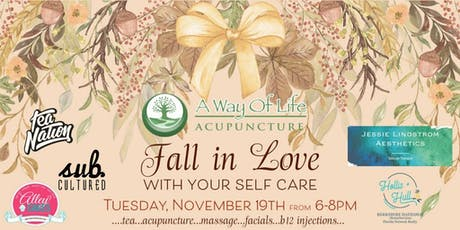 Fall in Love with Your Self Care tickets