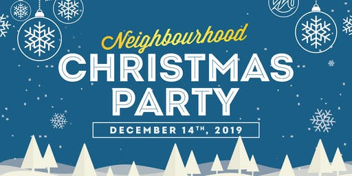 The Meadows' Neighbourhood Christmas Party