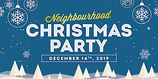 The Meadows' Neighbourhood Christmas Party