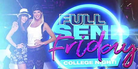 Full Send Friday w/ Julz Gat tickets