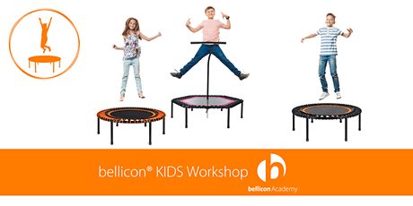 bellicon® KIDS Workshop (Leverkusen) - wird verschoben - Tickets