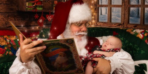 SANTA'S MAGICAL STORY TIME