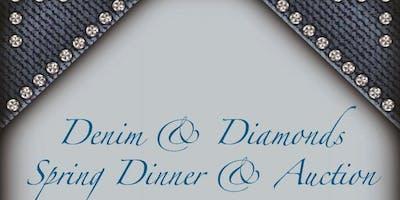 Denim & Diamonds Spring Dinner & Auction