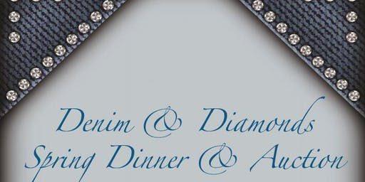 Denim & Diamonds Spring Dinner & Auction