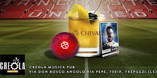 CHIVAS SOUR LEAGUE - CREOLA MUSIC PUB