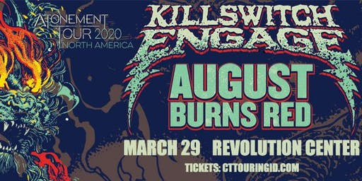 Killswitch Engage: Atonement Tour North America 2020