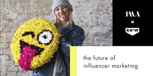 RA*W x IMA: The future of influencer marketing