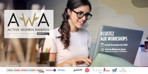 AWA - Workshops gratuits