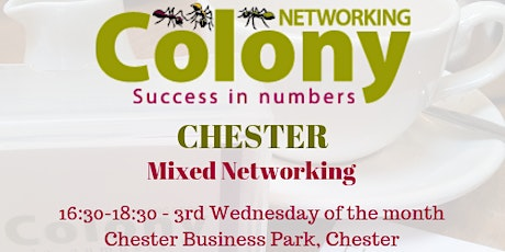 Colony Networking (Chester) - 18 Mar 2020 tickets