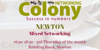 Colony Networking (Newton) - 19 March 2020