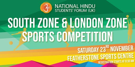 London & South Zone Sports Competition 2019
