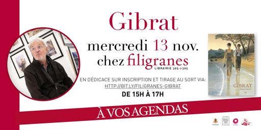 Rencontre avec Gibrat